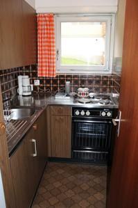 Haus Tschal, Gemütliche 2.5-Zimmerwohnung mit grossem Südbalkon und schönem Ausblick