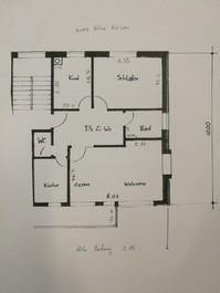 3 1/2 - Zimmerwohnung in Dällikon zu vermieten