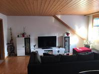 4 1/2 Zimmer Dachwohnung