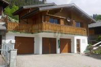 3.5-Zimmer Chalet in Deisch (Wallis)
