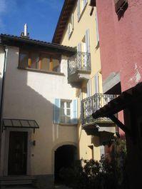 2 Stockwerk Wohnung in einem romantischen Tessiner Dorf ganzjährig zu vermieten