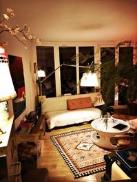 4,5 Zimmerwohnung, mit Garten, möbliert, befristet 6 Monate