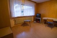 Haus SALUTE, gemütliches Studio im Parterre, mit Möbel