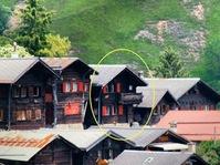 Chalet Coucou Inden, zentrale Lage mit schöner Aussicht