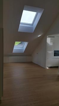 Super Dachwohnung mit Aussicht ins Grüne