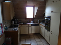 3-Zimmerdachwohnung in Leibstadt
