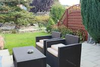 5.5-Zimmer Reiheneinfamilienhaus mit Sauna und eigenem Garten