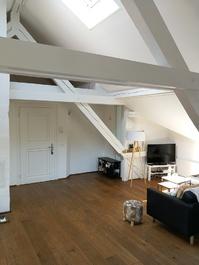 Originelle Loft-Dachwohnung
