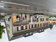 Geschäftsräume: 2Räume mit grossem Schaufenster