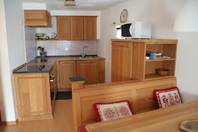 Helle und gemütliche 1,5 Zimmerwohnung in Pontresina