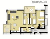 Steuergünstige 4.5 Zimmer Wohnung mit Seesicht