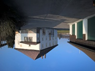 Historisch, stilvoll umgebauter Hausteil