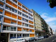 Appartement moderne de 1,5 pièces avec balcon!