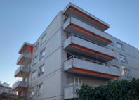 Appartement de 1.5 pièces avec balcon à louer !!!