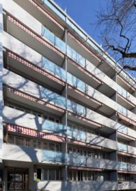 Spacieux logement de 1.5 pièces au 3ème étage