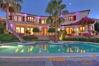 Repräsentative Luxusvilla mit Meerblick in begehrter Lage in Santa Ponsa, Mallorca zu verkaufen