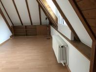 Spezielle 3 1/2 Zimmer Dachwohnung mit super Alpenblick in Solothurn