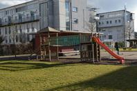 Tolles Familienquartier - moderne 3.5 Zimmer Wohnung mit Wintergarten