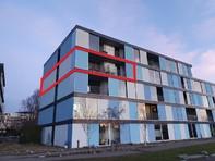 Helle 4.5 Zimmerwohnung mit schöner Aussicht nahe Pfäffikersee und Zentrum