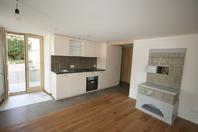 Helle 3.5-Zimmer-Altbauwohnung  mit Gartensitzplatz