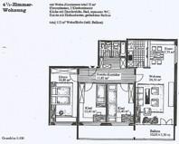 zu vermieten 4 1/2 Zimmer-Wohnung in Emmenbrücke