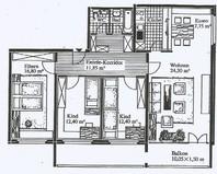 4.5 Zimmer-Wohnung in Emmenbrücke
